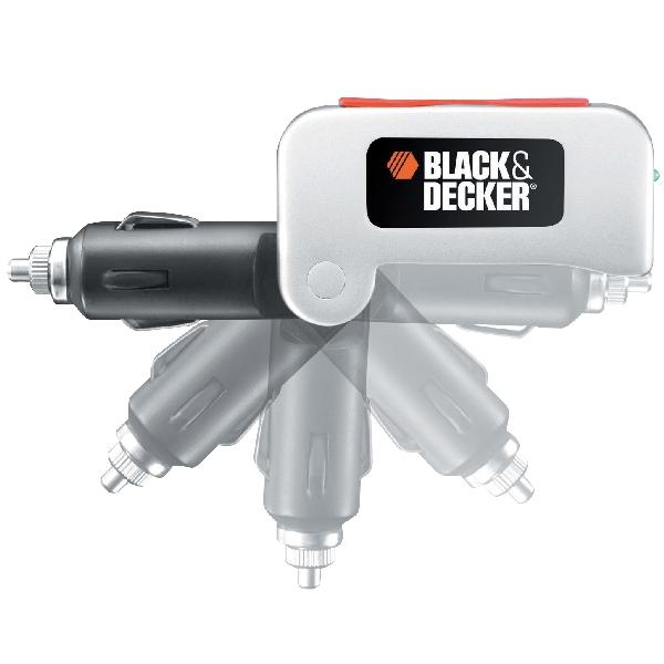 Black & Decker Black&Decker BDPC10USB Omvormer USB 90101