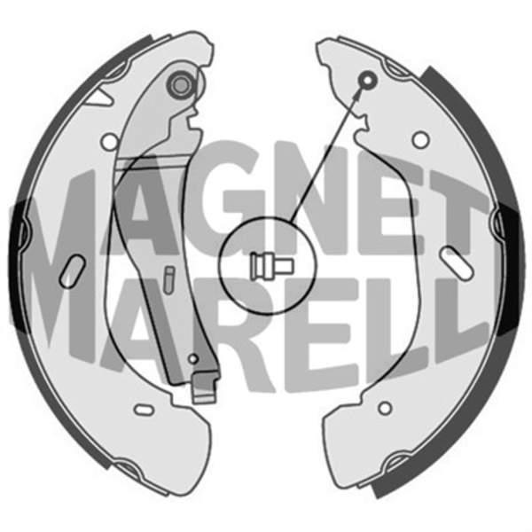 Magneti Marelli Remschoenhouder 360219198300
